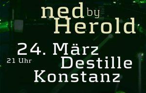 Wir spielen in Konstanz: